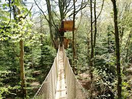 chambres dans les arbres les cabanes de kermenguy cabane dans les arbres bretagne finistère