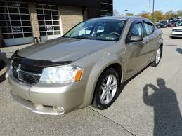 dodge avenger gray used 2008 dodge avenger sxt
