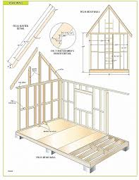 wood cabin plans 14x40 house floor plans luxury free wood cabin plans free step by