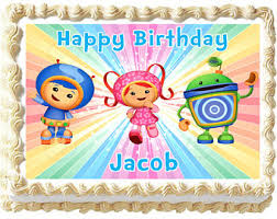 umizoomi cake toppers umizoomi cake topper etsy