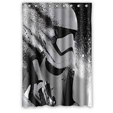 48 Inch Shower Curtain Scottshop Custom Wars Shower Curtain High Quality