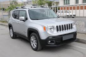 jeep renegade aluminum roof rack cross bars for jeep renegade 2015 2017