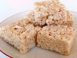 some dude may pissed all your rice krispie treats