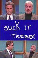 Suck It Trebek Meme - the complete history of snl celebrity jeopardy one of my favorite