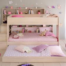 pictures of bunk beds for girls parisot kurt bibop girls bunk bed in acacia kids beds cuckooland