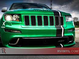 jeep vinyl wrap gloss green envy 3m wrap 1080 series wrap film
