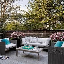 Ideas For Outdoor Loveseat Cushions Design Gray Chevron Outdoor Pillows Design Ideas