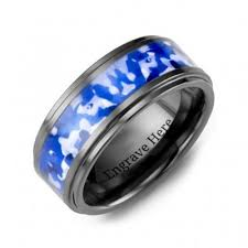marine wedding rings wedding rng