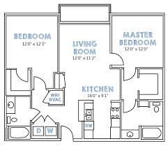 bedroom floorplan floorplans 909 broad