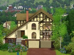 tudor house mod the sims the tudor house