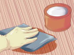 How To Lighten Stained Wood by The Best Ways To Get Water Stains Off Wood Wikihow
