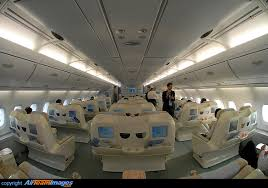 Airbus A 380 Interior Airbus A380 861 F Wwjb Aircraft Pictures U0026 Photos