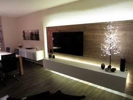 gestaltung wohnzimmer ruptos glattvlies tapezieren