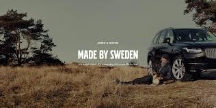volvo sweden website sweden archives the inspiration room