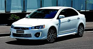 mitsubishi lancer 2016 price and features for australia