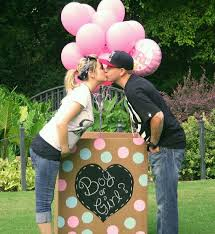balloons in a box gender reveal 14 best of baby ideas revealing party images on