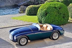 Ferrari California 1950 - 1950 ferrari 166 mm barchetta coachwork by carrozzeria touring