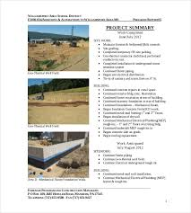Construction Progress Report Template Free by Progress Report Template 12 Free Word Pdf Documents