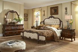 buy lavelle melange cal king wing mansion bed w fabric inserts by