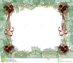 fancy christmas christmas border fancy stock image image 6415481