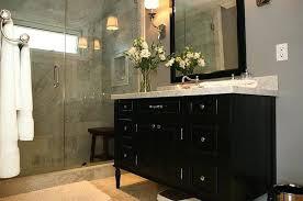 black bathroom cabinet ideas black bathroom cabinets for modern bathrooms small home ideas