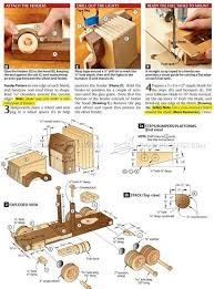 Plans For Wood Toy Trucks by 752 Best Wooden Toy Images On Pinterest Wood Toys Wood And Toys