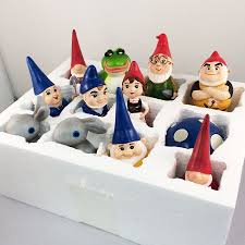 miniature gnomeo u0026 juliet 12 pack 79 99 garden fun