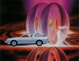 mitsubishi cordia shusei nagaoka u0027s space funk mitsubishi ads japanese nostalgic car