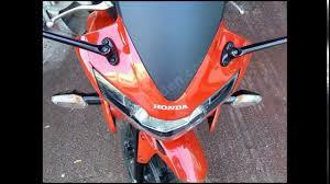 honda sbyar honda cbr 125r kırmızı satılık ikinciel temiz motosiklet youtube
