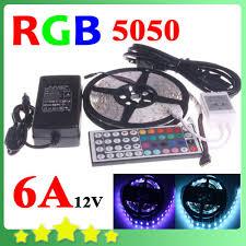 5050 smd 300 led strip light rgb rgb led strip 5050 flexible led light 5m 300leds smd 44 key remote