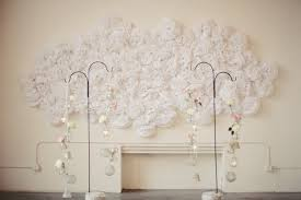 wall decoration for wedding home design styles interior ideas epic