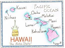Maui Hawaii Map Top Reasons Use Hands On Activity Maps Maps For The Classroom