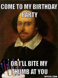 Party Memes - come to my birthday party funny meme image