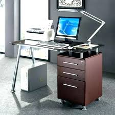 computer and printer table computer desk with printer storage anniegreenjeans com