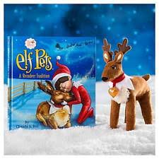 on the shelf pets pets a reindeer tradition a reindeer by chanda bell 2013