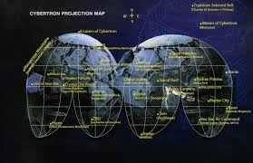 Map Projection Definition Plane Projection Map