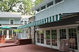 Commercial Retractable Awnings Retractable Awnings And Canopies Maccarty And Sons Awnings