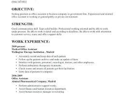 office assistant resume office assistant resume shalomhouse us