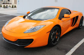 orange mclaren used 2014 mclaren mp4 12c spider roslyn ny