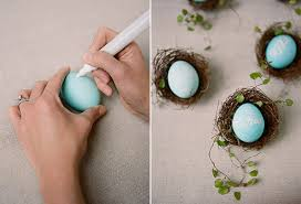 Diy Place Cards Diy Easter Egg Place Cards From Glow Event Design Snippet U0026 Ink