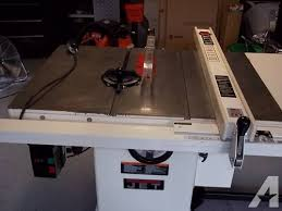 cabinet table saw for sale jet 52 cabinet table saw jtas 10 1 for sale in symmes township