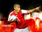 Wallpapers Arsenal Bthierry Henry B Desktop Wallpapers