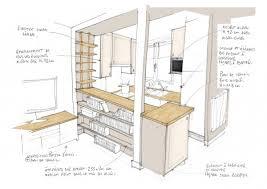 plan cuisine l plan de cuisine ouverte cbel cuisines placecalledgrace com
