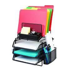 Black Wire Mesh Desk Accessories by Staples Desk Organizer Mesh Best Home Furniture Decoration