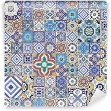 moroccan patterns wall murals pixers