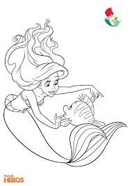 Coloriage Princesse Disney à imprimer en ligne