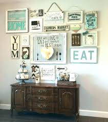 wall decor ideas for kitchen dining room wall ideas rustic wall decor ideas to turn shabby