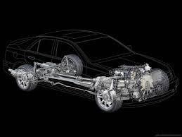 cadillac sts car cutaway modern racer features