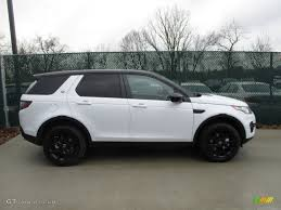 land rover discovery exterior yulong white metallic 2016 land rover discovery sport hse luxury