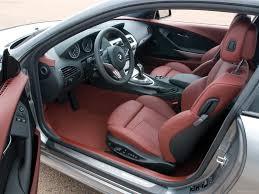 Bmw Interior Options Bmw 635d Coupe 2008 Pictures Information U0026 Specs
